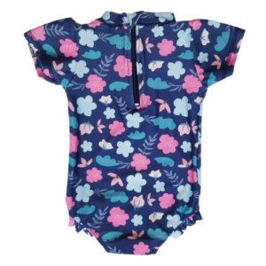 bodysuit mc summer flowers azul marino esp vf