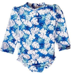 bodysuit ml tropic azul frente 21vf